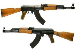 Alasan mengapa teroris menggunakan AK-47 dibanding senjata api lain