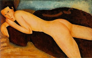 5 Lukisan Telanjang Paling Terkenal dan Termahal di Dunia